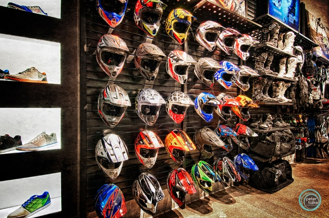 Fox Helmets HDR_Talke