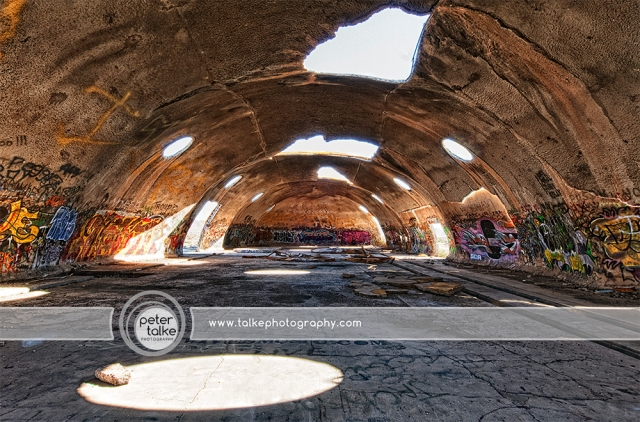 Casa grande Domes HDR_Talke