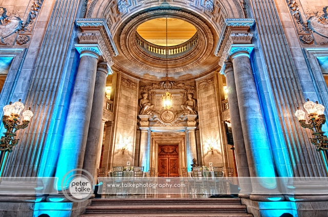 SF City Hall Interior HDR  Talke