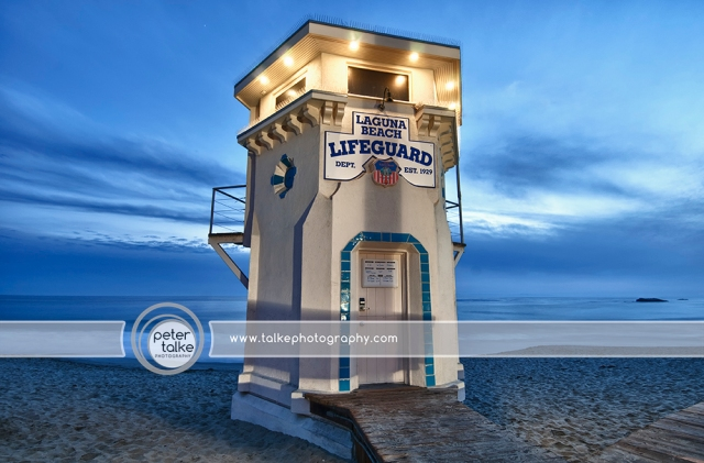 Laguna beach Lifeguard Tower_talke