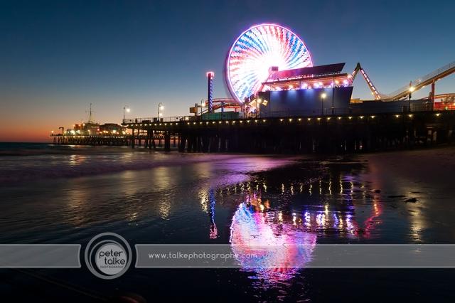 Santa Monica Pier_Talke