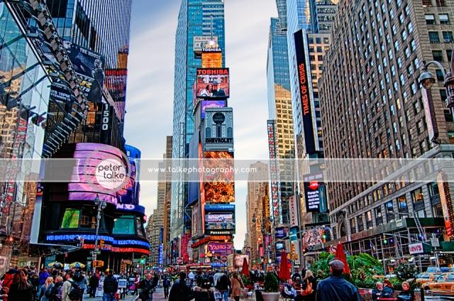 Times Square HDR_Talke